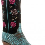 Lucchese Caiman Cowboy Boots