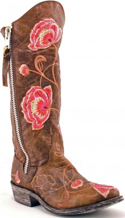 Old Gringo Marsha Razz Boots