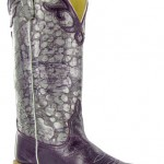 Purple Anderson Bean Boots