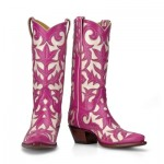 Pink Cowboy Boots – Back at the Ranch