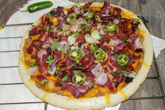 Hot Pizza…For Real