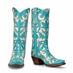 Turquoise Cowboy Boots from Back At The Ranch