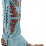 Turquoise Old Gringo Boots