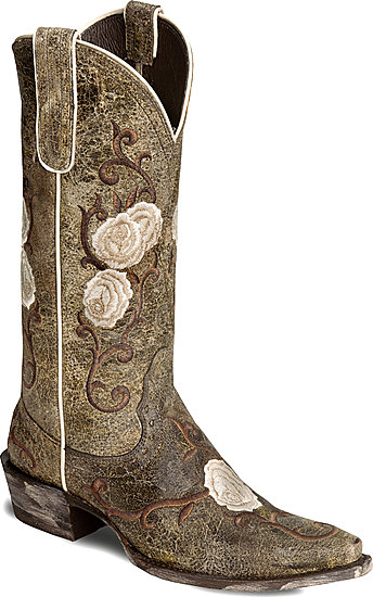 Ariat Marble Corazon Boots | Horses & Heels