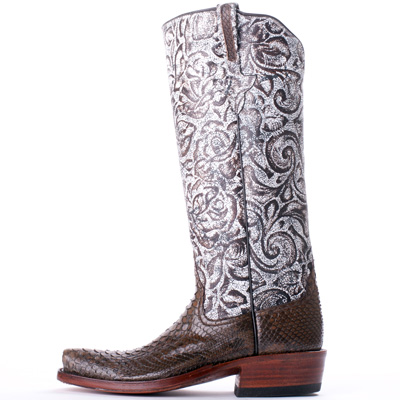 Rios of Mercedes Python Boots