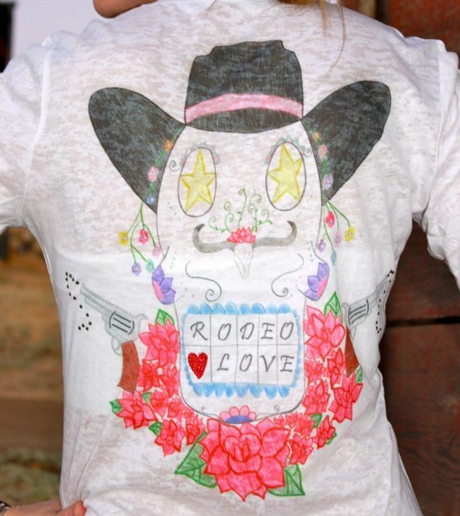 Cowgirl Sugar Shirt by Wrangler
