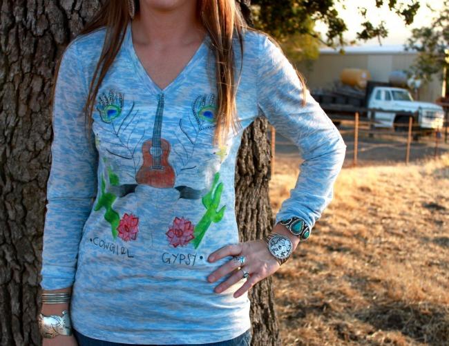 Gypsy Cowgirl Shirt by Wrangler