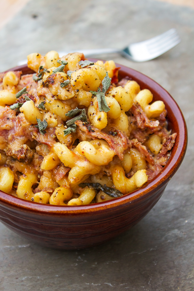 Italian Mac & Cheese