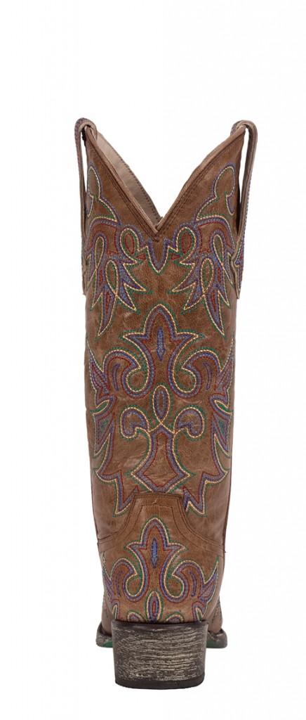 Wild Ginger Lane cowboy boots