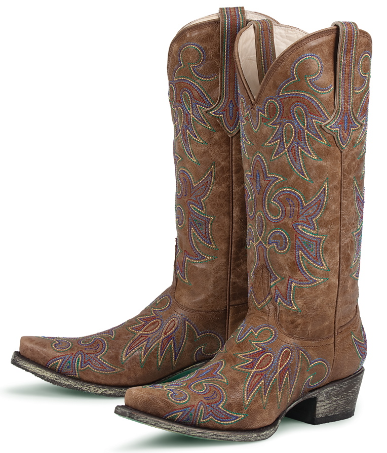Lane Boots: Wild Ginger