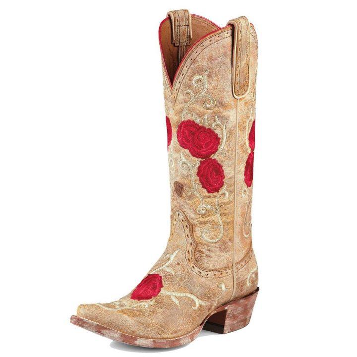 Ariat Corazon Cowboy Boots | Horses & Heels