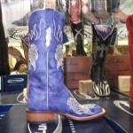 Cowboy Boot Shopping: Quarter Horse Congress 2011