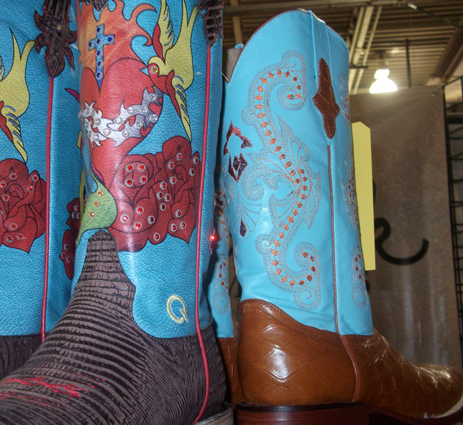 Rodeo Quincy cowboy boots