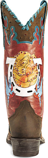 Ariat's Bronco Billie Cowboy Boots