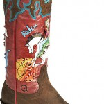 Quincy Collection – Bronco Billie Boot