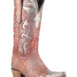 Diva Lucchese Cowboy Boots