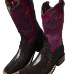 "Rios of Mercedes ""Barbie"" Cowboy Boots"