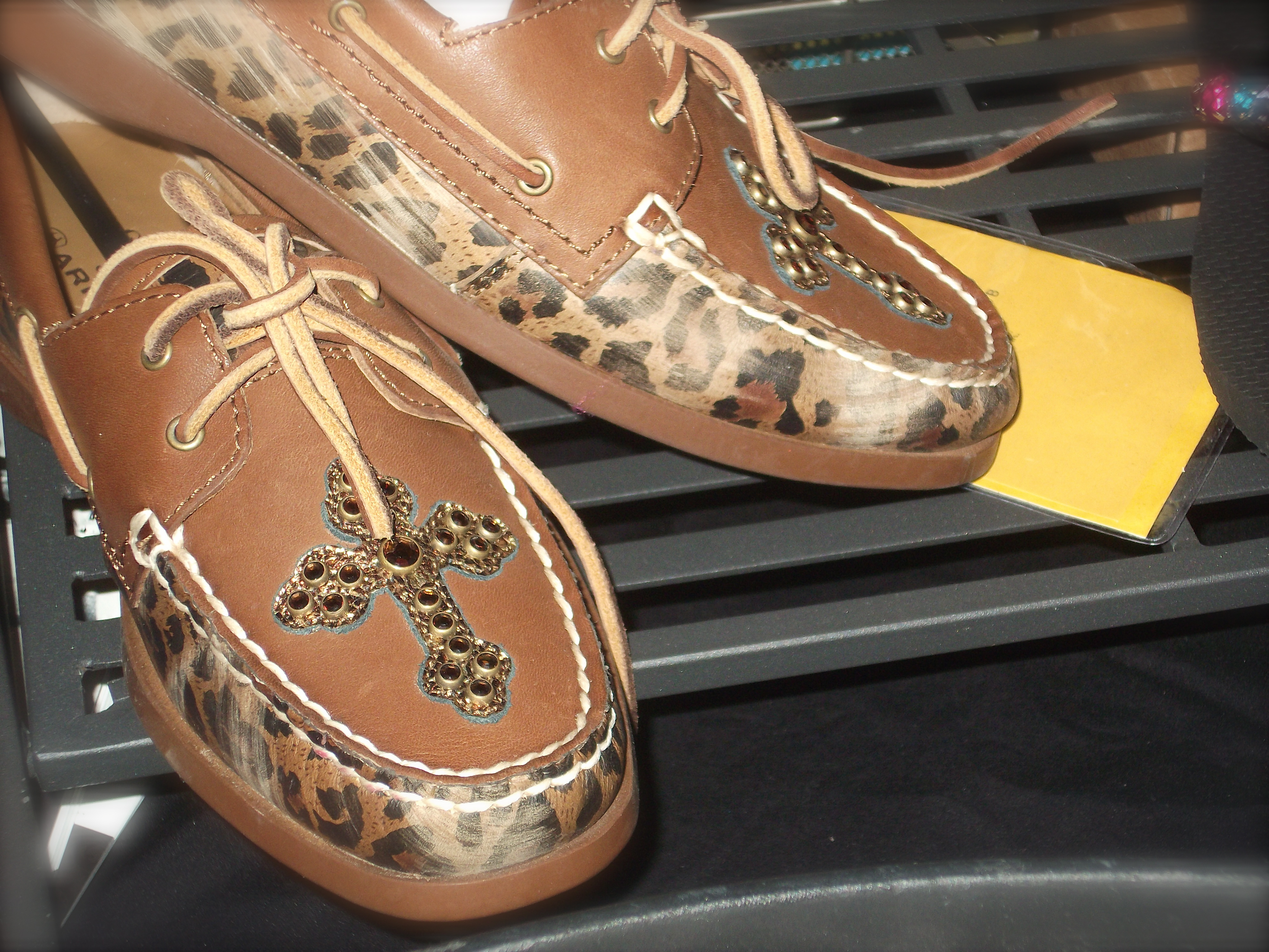 These Boat Style Shoes Are From A Collaboration Between Gypsy Soule Ariat They Also Going To Be Available In The Spring Lots Of Very New Exciting