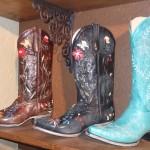 Lane Boots at Denver Market 2012
