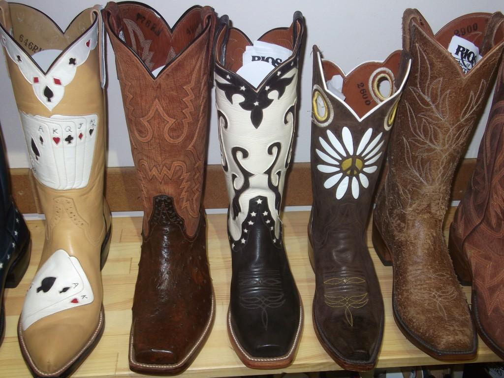 Rios of Mercedes cowboy boots