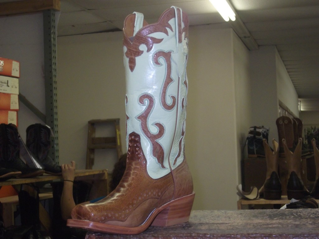 Rios of Mercedes cowboy boot