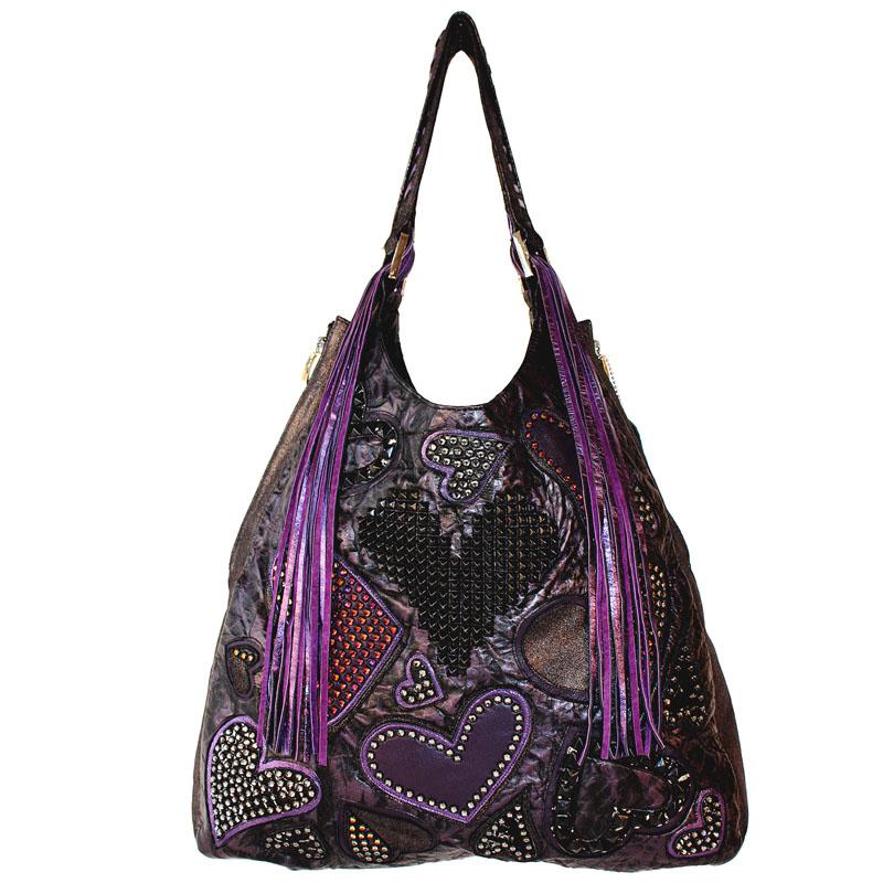 Kippy Chapa Overlay Shoulder bag