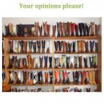 A Cowboy Boot Poll