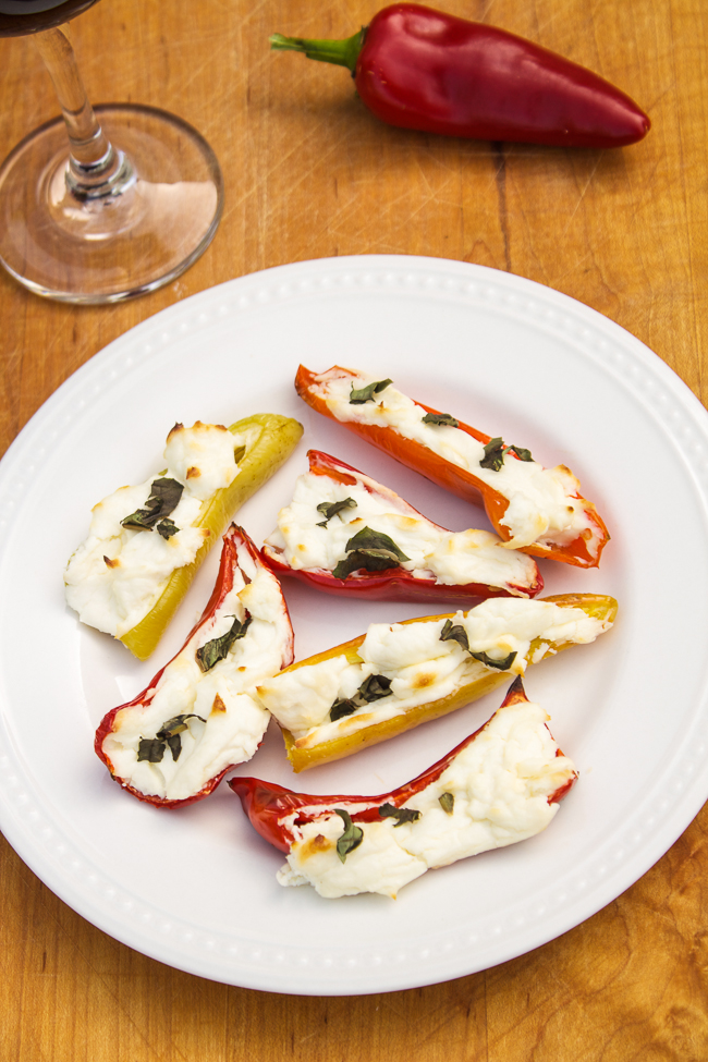 Stuffed Peppers with Goat Cheese Recipe