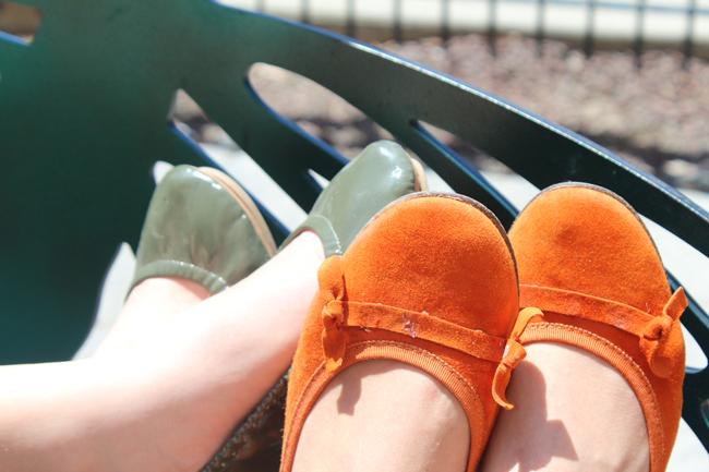 flats in the sun