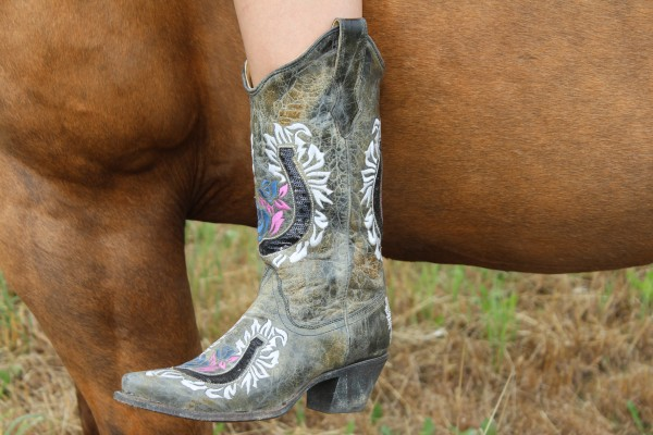 Corral Cowboy Boot Giveaway from Langston's