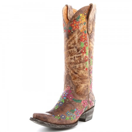 Old Gringo Sozey Floral boots