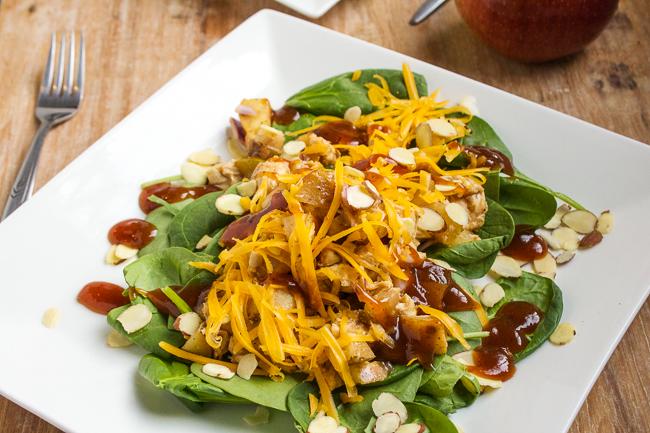 Apple-BBQ-Chicken-Salads