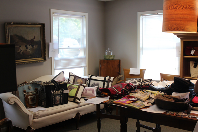 Rebecca Ray Design's headquarters