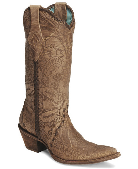 How to Wear Cowboy Boots & Lace