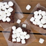 No Bake Marshmallow Bars