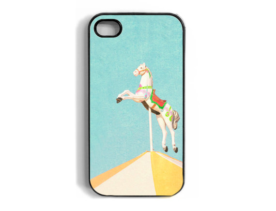 Carnival Horse iPhone case