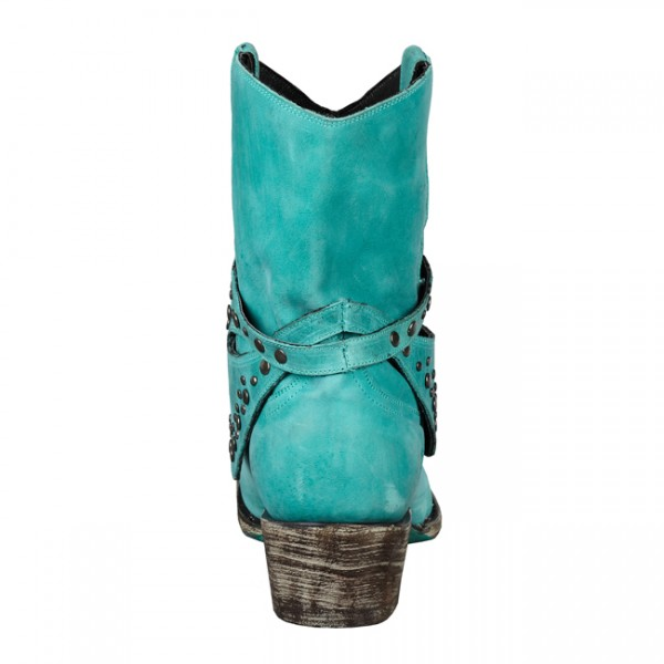 Turquoise Lane Boots