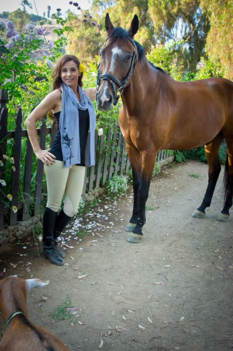 Synchronicity scarf by Cowgirls For A Cause
