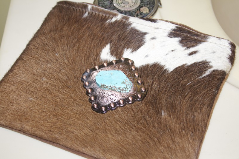 Cowhide bag by HaciendaCollection