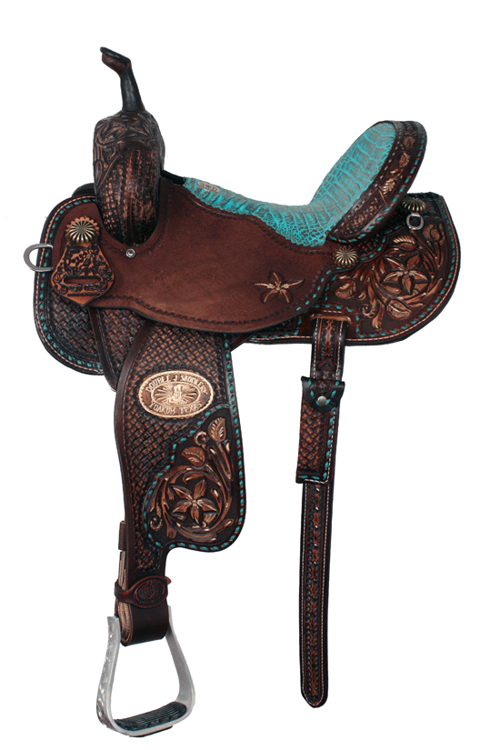 Double J Saddlery Eye Candy