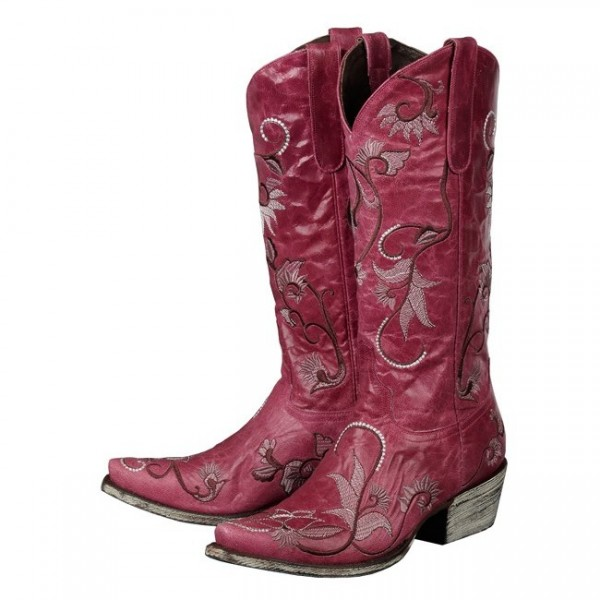 """Lane Boot """"Lacey"""" Cowboy Boots"""