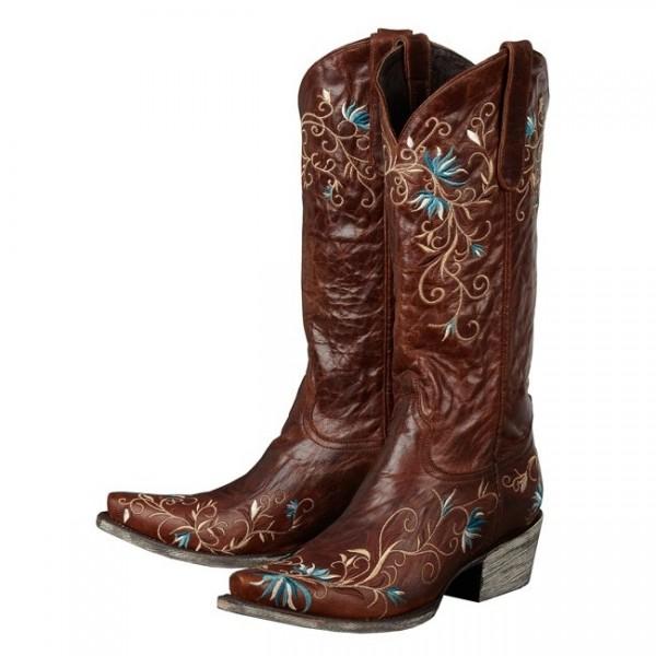 "Lane Boots ""Ametria"" cowboy boots"