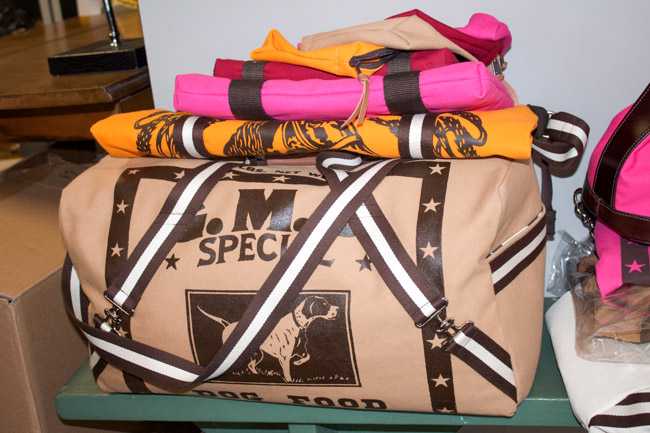 Rebecca Ray Designs bags ready for shipping