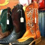 Cowboy Boot Favorites: Davis Boots
