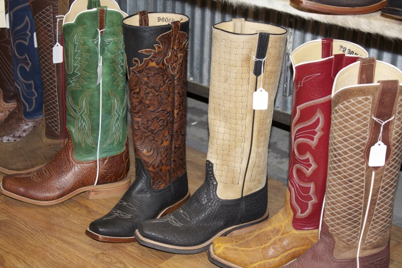 Olathe tall tops at Davis Boots