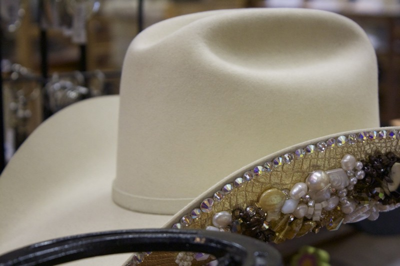 A tour of Catalena Hatters with Horses & Heels