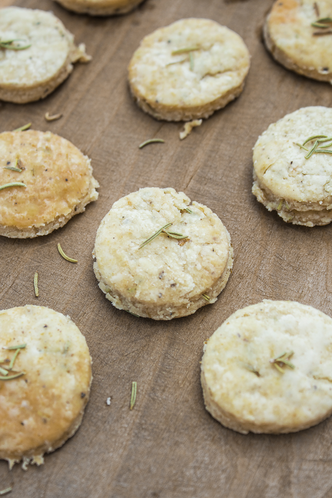Rosemary Crackers Recipe