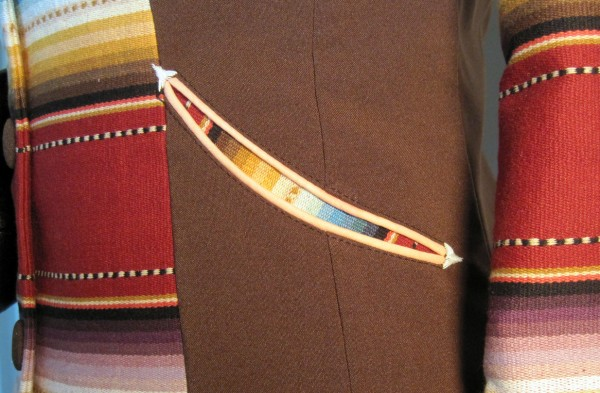 Blanket Stripe Jacket