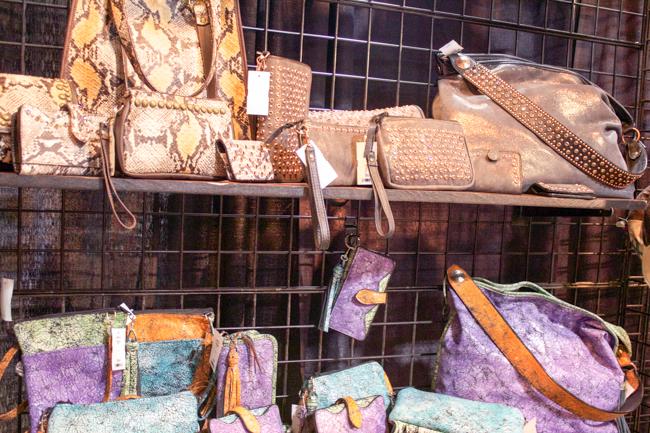 Double J Saddlery handbags