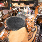 Double J Saddlery at Diamonds & Dirt